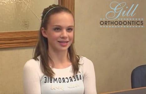 Child Testimonial Gill Orthodontics Evansville IN